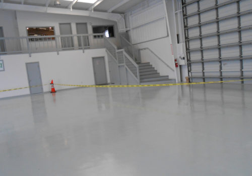 Industrial Flooring Painting – Interior Commercial Painting