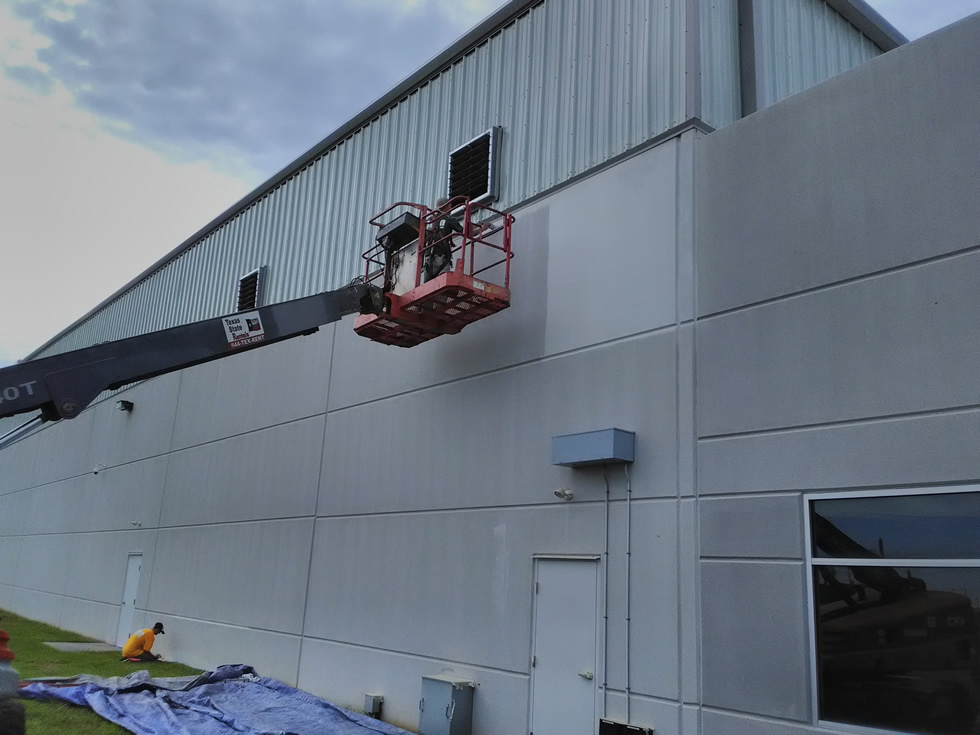 Houston Commercial Industrial Painting and Sandblasting 281
